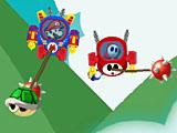Битва роботов Марио