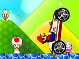 Марио: машина для трюков