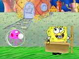 Губка Боб: выстрел в пузырь
