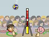 Волейбол головами