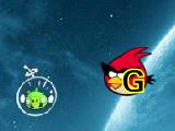 Angry birds: космическое печатание