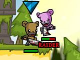 Медведь и варвары