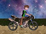 Бен 10: лунный байкер