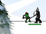Войны кланов 2: зимняя защита
