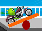 Корпорация монстров: мотоцикл