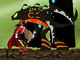 Могучие рейнджеры: земля монстров