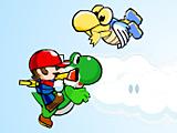 Парящий Марио