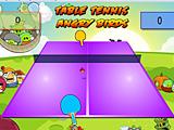 Настольный теннис Angry birds