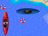 Дикая парковка лодки