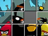 Angry Birds: скользящие пазлы