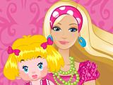 Барби няня