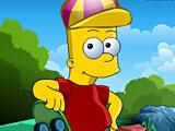 Одевалки: Барт Симпсон