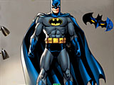 Бэтмен: скрытые объекты в спальне