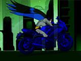 Бэтмен: вибрация колес