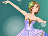Известная балерина
