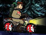 Квадроцикл охотников за привидениями