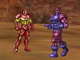 Защита героев: Железный человек
