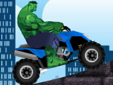 Халк на квадроцикле 4