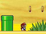 Марио в пустыне: ремикс