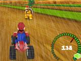 Гонка под дождем Марио 3