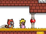 Марио и принцесса убегают