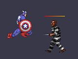 Мстители: охрана заключенных