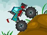 Вождение монстра-грузовика