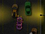 Ночная гонка по шоссе