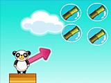 Охота панды игрушки
