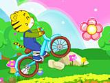 Езда моего велосипеда