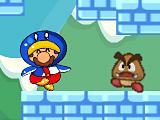 Снежный Марио 2