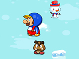 Снежный Марио 3