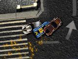 Уличная гонка супер машин