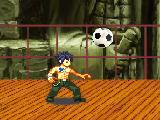 Буйный футбол