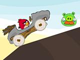 Angry birds: автомобильная месть
