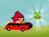 Angry birds: гонка на карте