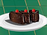 Шоколадный торт Анны