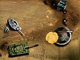Сражение танков