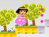 Цветочный мир Доры