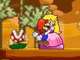 Марио целует принцессу 2