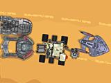 Приключения Марса: интересные гонки