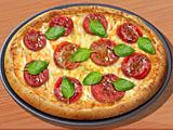 Кухня Сары трехцветная пицца
