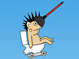 Туалет-ракета