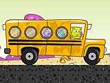 Школьный автобус Губки Боба