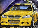Спортивное такси - пазлы