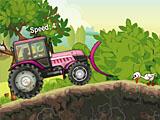 Приключение: сила трактора