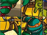 Пазлы: Черепашки ниндзя