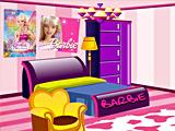 Украшение комнаты Барби