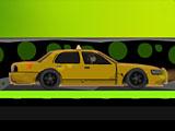 Бен 10 - водитель такси