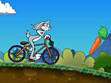 Багз Банни на велосипеде